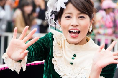 永島優美さんの顔写真