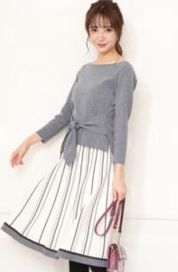 ケイジとケンジで 比嘉愛未さんや今田未桜さんが着用している衣装ブランドの参考画像
