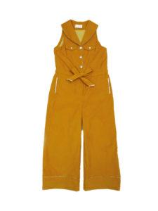 トップナイフで広瀬アリスが着用していたジャンプスーツ衣装のブランド画像