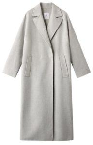トップナイフで天海祐希が着用しているコート衣装の画像