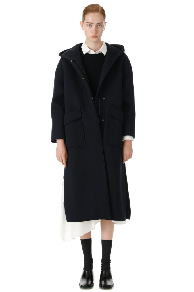 アライブで木村佳乃が着用していたアウター衣装のブランド画像