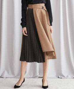 アライブで松下奈緒が着用していたスカート衣装のブランド画像