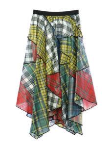 トップナイフで広瀬アリスが着用していたスカート衣装のブランド画像