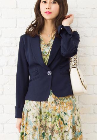 恋つづで上白石萌音が着用しているジャケットブランドの参考画像