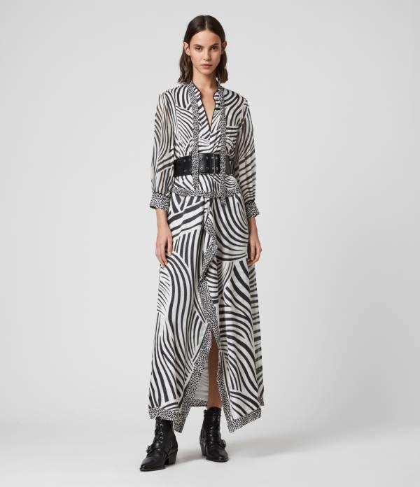 恋つづで香里奈が着用していたワンピース衣装ブランドの参考画像