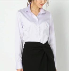 SUITSスーツ2で新木優子が着用しているシャツブランドの参考画像