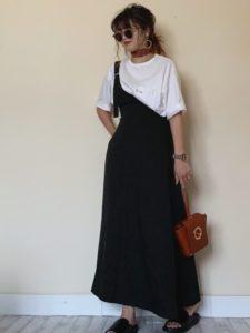 ジャンパースカート黒に関する参考画像