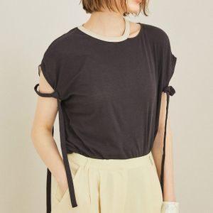 家政夫のミタゾノ4話で飯豊まりえが着用したいるTシャツPUBLICTOKYOの参考画像