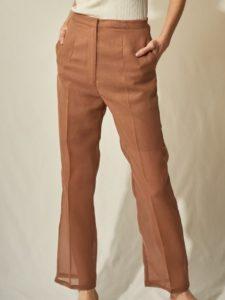 私の家政夫ナギサさん第5話で多部未華子が着用しているパンツLilyBrownの参考画像