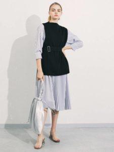 ハケンの品格2で吉谷彩子が着用しているワンピースELEDEEKの参考画像