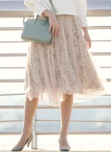 アンサングシンデレラ5話で西野七瀬さんが着用していたスカートブランド参考画像