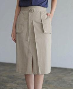 ハケンの品格2の第4話で吉谷彩子が着用しているタイトスカートYECCA VECCAの参考画像