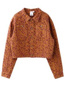 ギルティ最終話で中村ゆりかが着用しているジャケットx-girlの参考画像