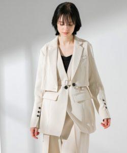 私の家政夫ナギサさん第8話で多部未華子が着用しているジャケットUNITED TOKYOの参考画像
