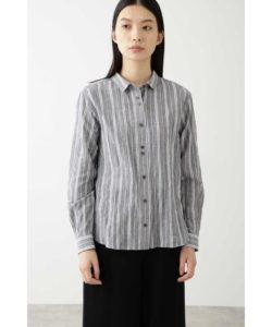 アンサングシンデレラ第8話で石原さとみが着用しているシャツHUMAN WOMANの参考画像