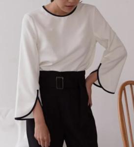 SUITSスーツ2で新木優子が着用していたトップスブランド参考画像