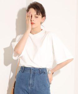 私の家政夫ナギサさん第8話で多部未華子が着用しているTシャツPUBLIC TOKYOの参考画像