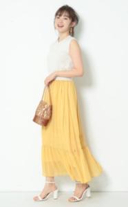 アンサングシンデレラで西野七瀬さんが着ているワンピースブランド参考画像