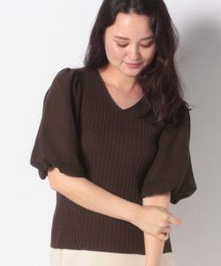 SUITSスーツ2第14話で中村アンが着用しているニットApuweiser-richeの参考画像