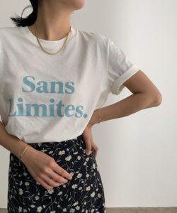 私の家政夫ナギサさん特別編で多部未華子が着用しているTシャツROPEの参考画像