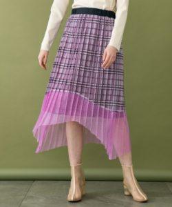 私の家政夫ナギサさん特別編で多部未華子が着用しているプリーツスカートUNITED TOKYOの参考画像
