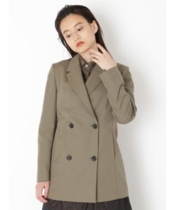 危険なビーナス7話で吉高由里子が着用しているジャケットstylingの参考画像