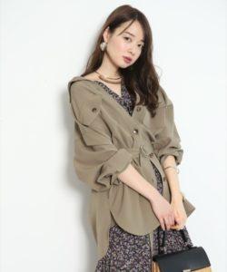 危険なビーナス8話で吉高由里子が着用しているジャケットMystadaの参考画像