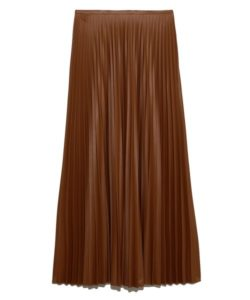 危険なビーナス5話で吉高由里子が着用しているプリーツスカートMilaOwenの参考画像