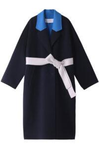 ウチの娘は、彼氏が出来ない!!1話で管野美穂が着用しているコートLE CIEL BLEUの参考画像