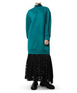 ウチの娘は、彼氏が出来ない!!2話で管野美穂が着用しているプルオーバーLE CIEL BLUEの参考画像