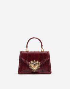 天国と地獄〜サイコな2人〜5話で綾瀬はるかが着用しているバッグ Dolce&Gabbanaの参考画像