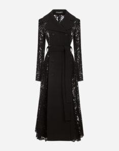 天国と地獄〜サイコな2人〜5話で綾瀬はるかが着用しているコートDolce&Gabbanaの参考画像
