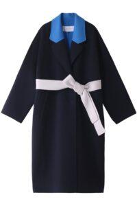 ウチの娘は彼氏が出来ない!!8話で管野美穂が着用しているコートは LE CIEL BLEUの参考画像