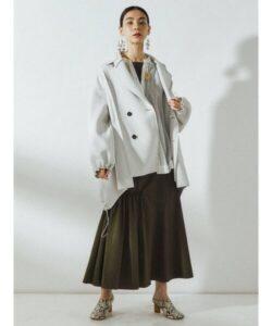 ウチの娘は彼氏が出来ない!!10話で菅野美穂が着用しているジャケットENFOLDの参考画像
