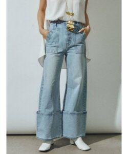 ウチの娘は彼氏が出来ない!!7話で管野美穂が着用しているパンツUN3D.の参考画像