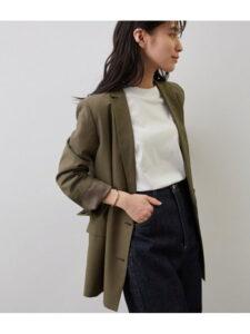 恋はDeepに3話で石原さとみが着用しているジャケットSALONadametropeの参考画像