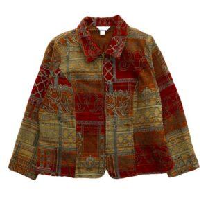 ネメシス4話で広瀬すずが着用しているジャケットC.JBanksの参考画像