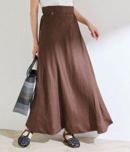 恋はDeepに3話で石原さとみが着用しているスカート ROPEの参考画像