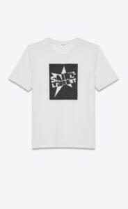 リコカツ4話で北川景子が着用しているTシャツSAINT LAURENTの参考画像