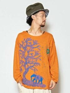 ネメシス3話で広瀬すずが着用しているTシャツ(チャイハネ)の参考画像