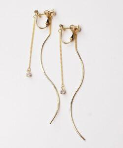 高嶺のハナさん4話で泉里香が着用しているイヤリングVATSURICAの参考画像