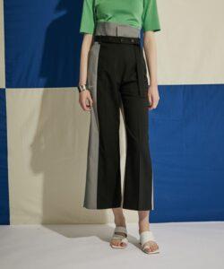 リコカツ最終話で北川景子が着用しているパンツUNITED TOKYOの参考画像