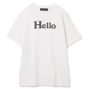 リコカツ最終話で北川景子が着用しているTシャツMADISONBLUEの参考画像