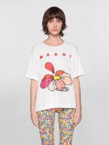リコカツ8話で北川景子が着用しているTシャツmarniの参考画像