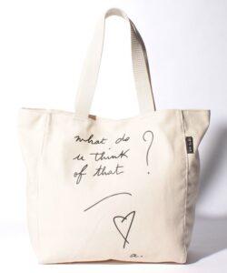 彼女はキレイだった8話で小芝風花が着用しているバッグはagnes b.の参考画像