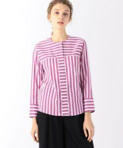 彼女はキレイだった8話で小芝風花が着用してるシャツTOMORROWLANDの参考画像
