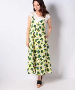 彼女はキレイだった9話で小芝風花が着用しているワンピースSoffittoの参考画像