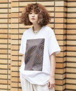 プロミス・シンデレラ3話で二階堂ふみが着用しているTシャツMAISON SPECIALの参考画像