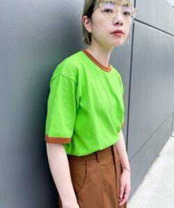 彼女はキレイだった9話で小芝風花が着用しているTシャツはnimiruの参考画像