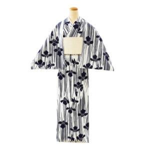 プロミスシンデレラ8話で二階堂ふみが着用している浴衣(竺仙)の参考画像